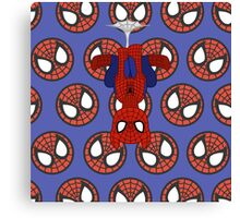 Marvel Pony Spider-man Canvas Print