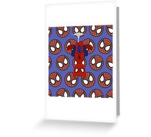 Marvel Pony Spider-man Greeting Card