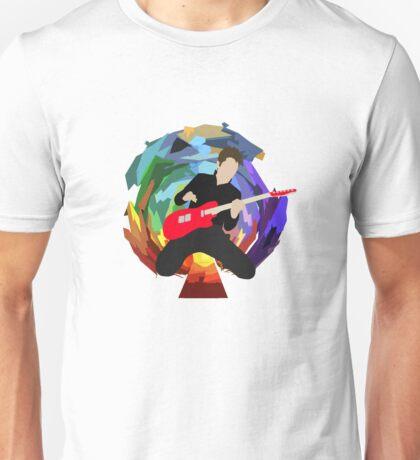 Matt Bellamy of Muse (bigger) Unisex T-Shirt