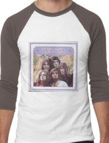 White Witch Men's Baseball ¾ T-Shirt