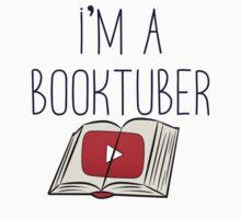 I'm a booktuber Kids Tee