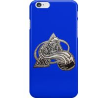 Colorado Avalance iPhone Case/Skin