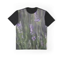 The Smell Of Lavender Graphic T-Shirt