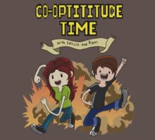 Co-Optitude Time  by Nguyen013