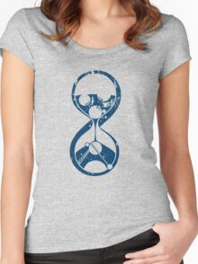 Sands of Timelord Women's Fitted Scoop T-Shirt