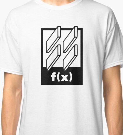 f(x) - 4 Walls - Logo Classic T-Shirt