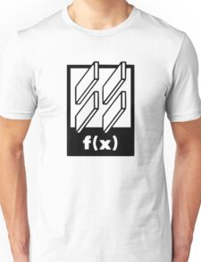 f(x) - 4 Walls - Logo Unisex T-Shirt