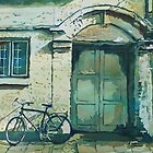 Oxford Bike by JennyArmitage