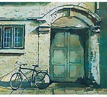 Oxford Bike Photographic Print