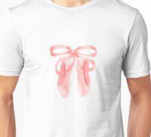 Ballerina Slippers Unisex T-Shirt