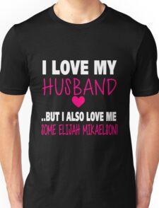 Vampire - I Love My Husband Unisex T-Shirt
