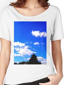 Blue Skies Women's Relaxed Fit T-Shirt