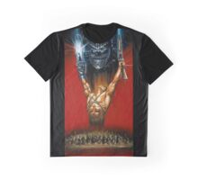 Ash The king Graphic T-Shirt