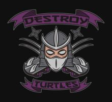 Destroy Turtles by gorillamask