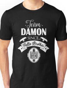Vampire - Team Damon Unisex T-Shirt