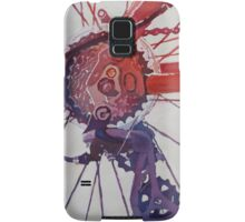 Rear Drailleur Samsung Galaxy Case/Skin