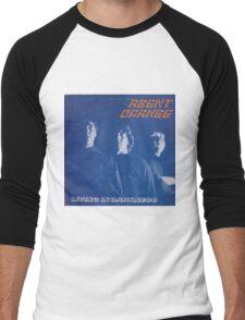 Agent Orange Living In Darkness Men's Baseball ¾ T-Shirt
