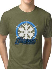 Legends of Tomorrow- Cold Tri-blend T-Shirt