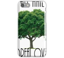 The Arboreal Overlords iPhone Case/Skin