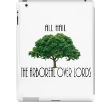 The Arboreal Overlords iPad Case/Skin