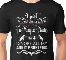 Vampire - The Vampire Diaries Unisex T-Shirt