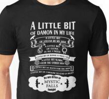 Vampire - Tvd Song No 5 Unisex T-Shirt