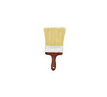 Paintbrush by Melissa Middleberg