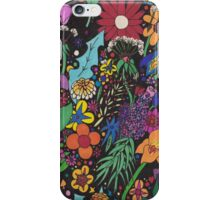 Flower Fantasia iPhone Case/Skin