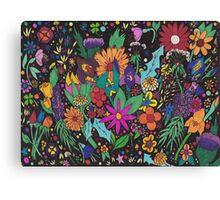 Flower Fantasia Canvas Print