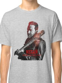 the walking dead Classic T-Shirt
