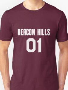 Peter Hale 01 Beacon Hills Cyclones T-Shirt