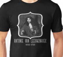 Antonie van Leeuwenhoek Microbiologist Unisex T-Shirt