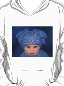 ADORABLE BABY BLUE - PICTURE - CARD T-Shirt