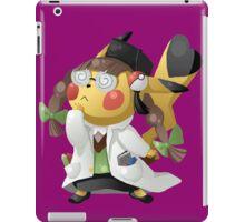 Pikachu Ph.D. iPad Case/Skin