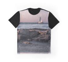 sailboat 2 Graphic T-Shirt