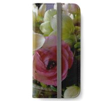 Daffodils and Ranunculas iPhone Wallet/Case/Skin