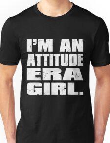 Attitude Era Girl Unisex T-Shirt