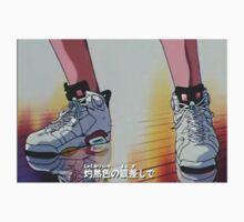 Jordan 6 Anime by ihatesaturn