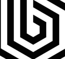 Topp Dogg - Logo Sticker