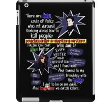 Castle Intro iPad Case/Skin