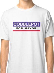 Cobblepot for Mayor Classic T-Shirt