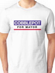 Cobblepot for Mayor Unisex T-Shirt