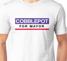 Cobblepot for Mayor Unisex T-Shirt