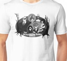The Incredibles Family  Unisex T-Shirt