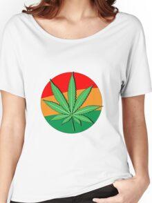 WEED! Women's Relaxed Fit T-Shirt