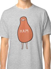 Ham : To Kill A Mockingbird Literally Scout Ham Halloween Costume Classic T-Shirt