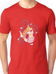Magikarp Popmuerto | Pokemon & Day of The Dead Mashup Unisex T-Shirt