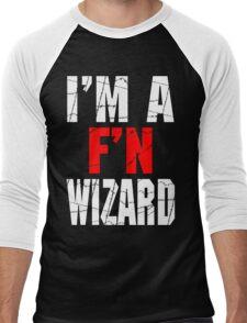 F'N Wizard Men's Baseball ¾ T-Shirt