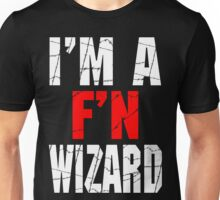 F'N Wizard Unisex T-Shirt