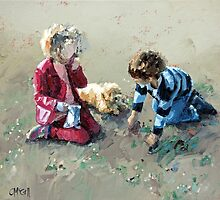 Best Friends II by Claire McCall